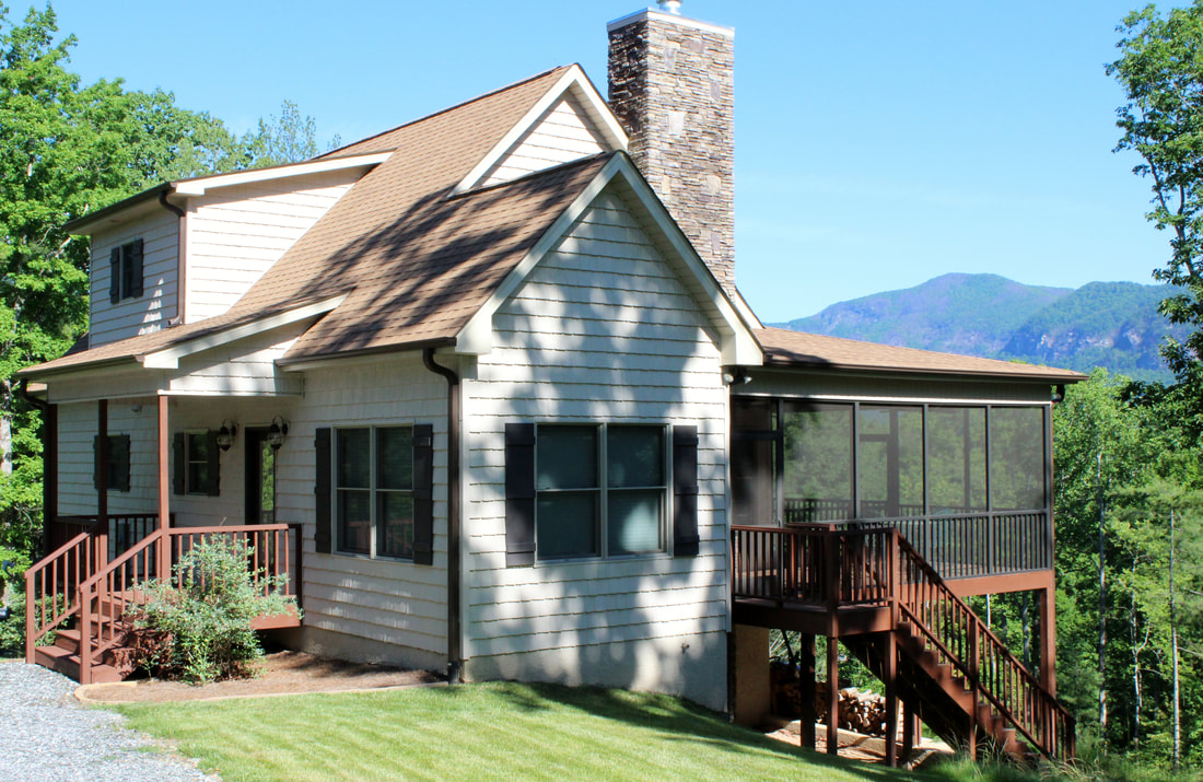 Lake Lure North Carolina  Acres Mol 247 Feet Of Frontage On Lake Lure 3 Bedrooms And 2 Full Bathrooms 1687 Square Feet Heated